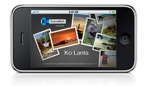 Koh Lanta Travelfish iPhone App
